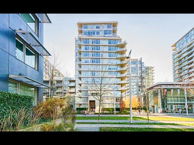 804 138 W 1ST AVENUE - False Creek Apartment/Condo for sale, 1 Bedroom (R2573475)