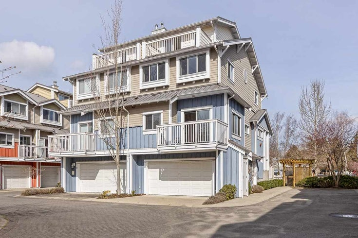 18 12333 ENGLISH AVENUE - Steveston South Townhouse for sale, 4 Bedrooms (R2573526)
