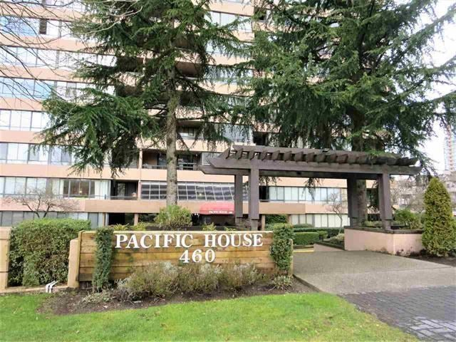 810 460 WESTVIEW STREET - Coquitlam West Apartment/Condo for sale, 1 Bedroom (R2573578)