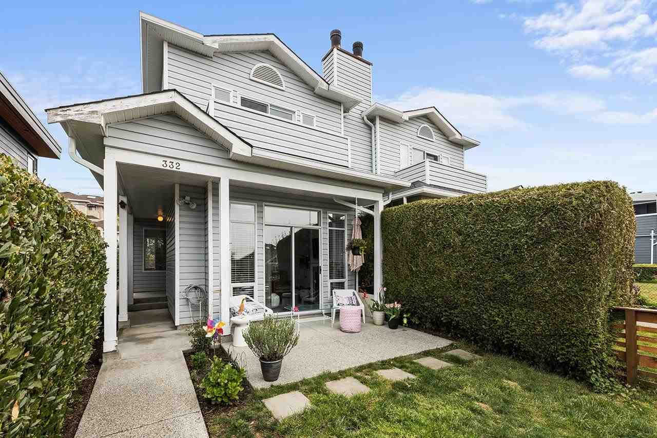 332 E 6TH STREET - Lower Lonsdale 1/2 Duplex for sale, 3 Bedrooms (R2573600) - #1