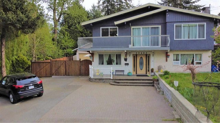 20462 43A AVENUE - Brookswood Langley House/Single Family for sale, 6 Bedrooms (R2573612)