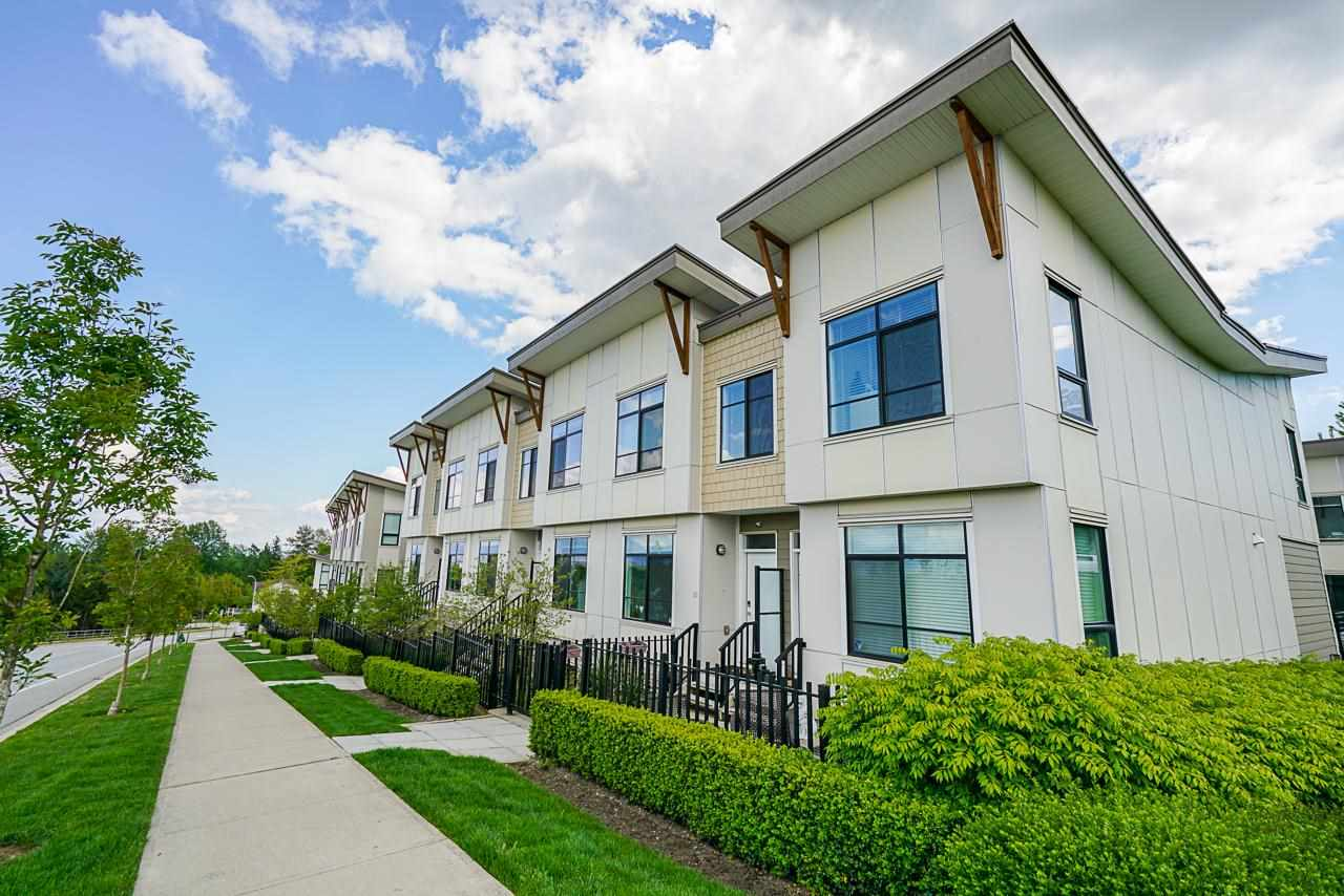 100 9989 E BARNSTON DRIVE - Fraser Heights Townhouse for sale, 3 Bedrooms (R2573730) - #1