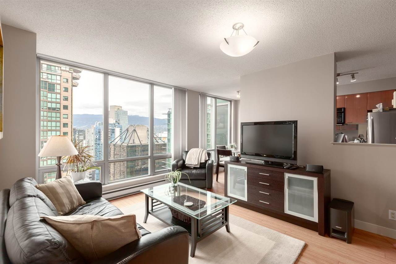 2101 1288 W GEORGIA STREET - West End VW Apartment/Condo for sale, 1 Bedroom (R2573734) - #1