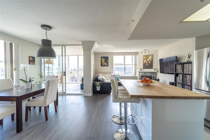 1202 1255 MAIN STREET - Downtown VE Apartment/Condo for sale, 2 Bedrooms (R2573793)