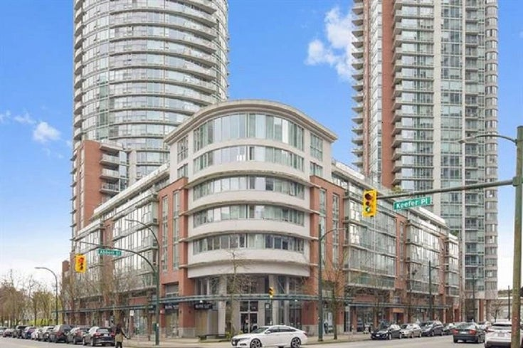 315 618 ABBOTT STREET - Downtown VW Apartment/Condo for sale, 1 Bedroom (R2573835)