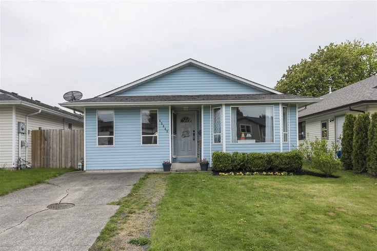 45442 MEADOWBROOK DRIVE - Chilliwack W Young-Well House/Single Family for sale, 3 Bedrooms (R2573841)