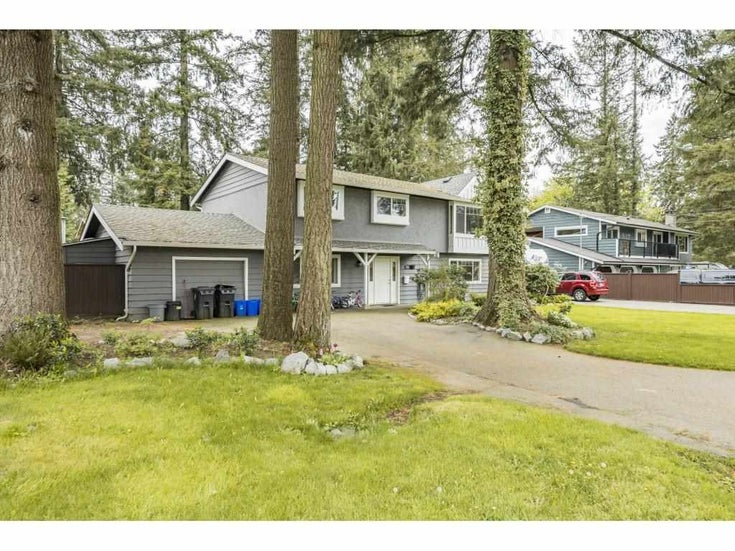 3885 203B STREET - Brookswood Langley House/Single Family for sale, 4 Bedrooms (R2573923)