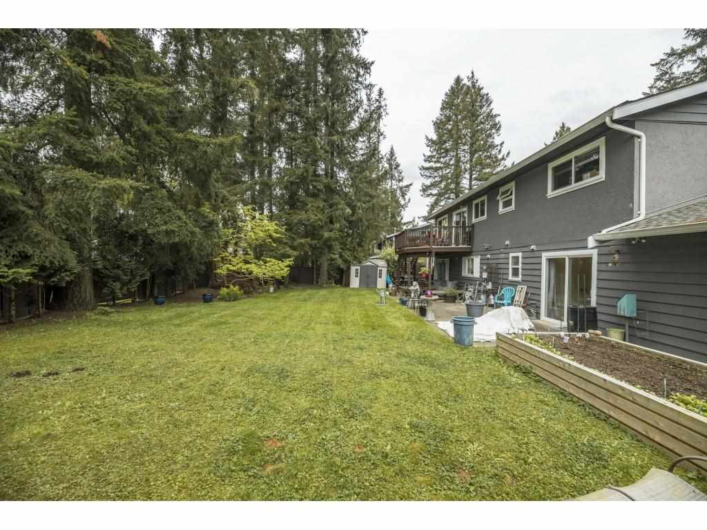 3885 203B STREET - Brookswood Langley House/Single Family for sale, 4 Bedrooms (R2573923) - #34