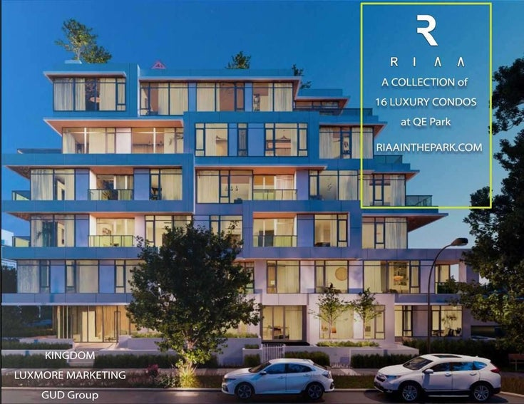 501 485 W 35TH AVENUE - Cambie Apartment/Condo for sale, 2 Bedrooms (R2573932)