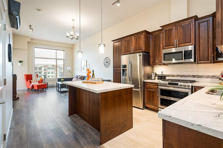 B623 20716 WILLOUGHBY TOWN CENTRE DRIVE - Willoughby Heights Apartment/Condo for sale, 3 Bedrooms (R2573960)