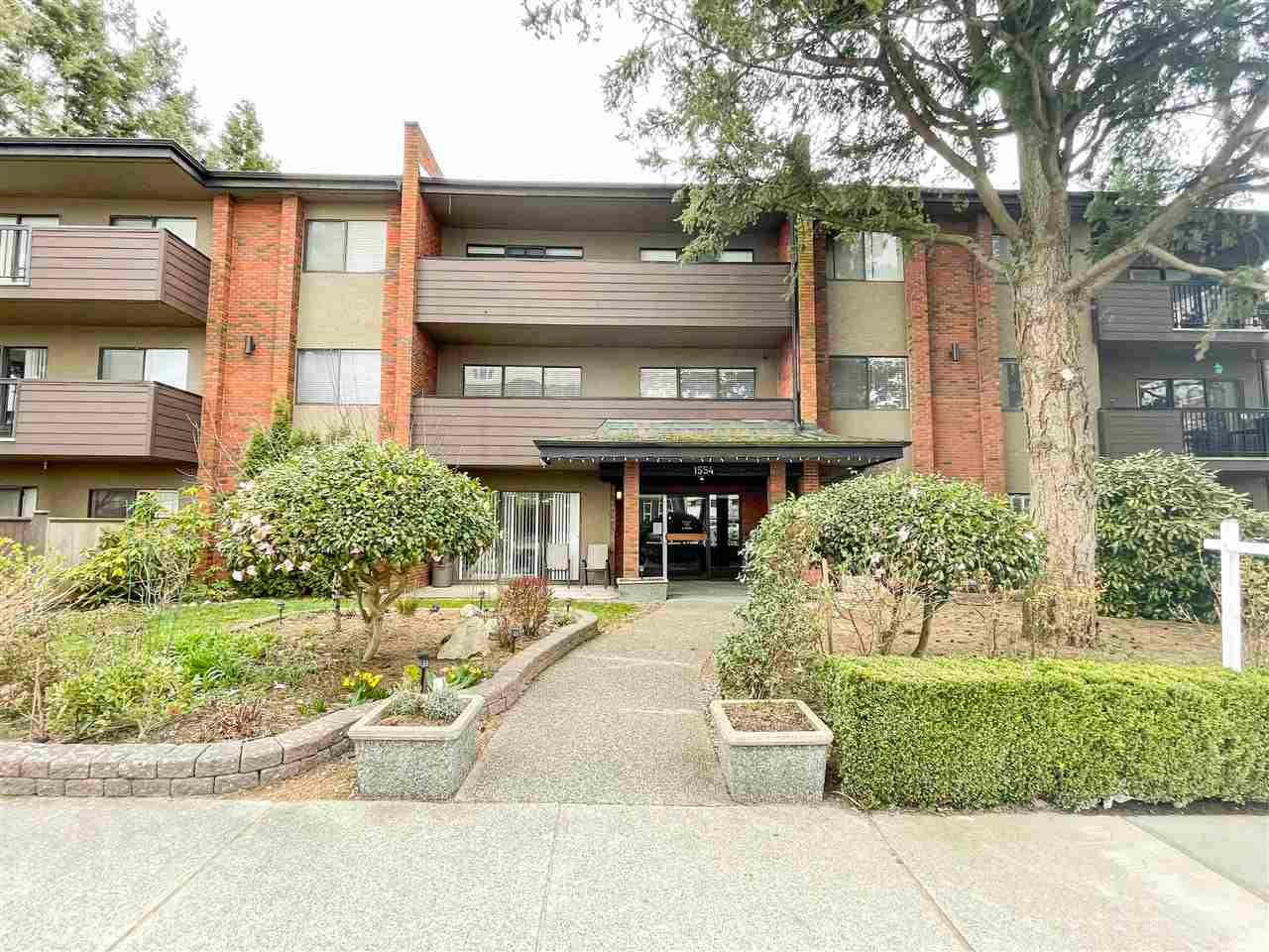 304 1554 GEORGE STREET - White Rock Apartment/Condo for sale, 1 Bedroom (R2573966) - #1