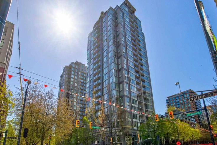 1709 1010 RICHARDS STREET - Yaletown Apartment/Condo for sale, 1 Bedroom (R2573979)