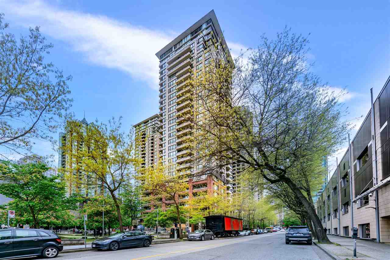 2107 977 MAINLAND STREET - Yaletown Apartment/Condo for sale, 1 Bedroom (R2574054) - #1