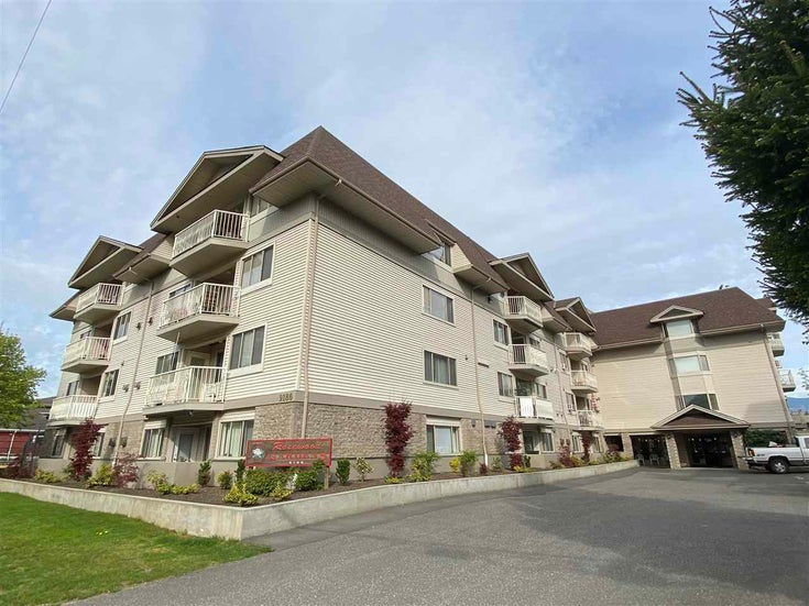 112 9186 EDWARD STREET - Chilliwack W Young-Well Apartment/Condo for sale, 1 Bedroom (R2574082)