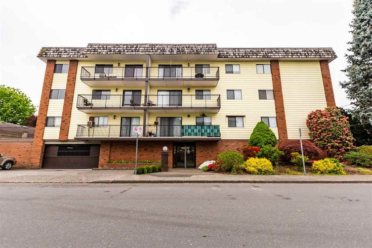 202 9417 NOWELL STREET - Chilliwack N Yale-Well Apartment/Condo for sale, 2 Bedrooms (R2574102)