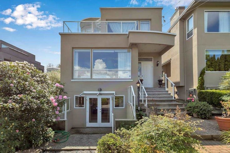 4422 W 2ND AVENUE - Point Grey House/Single Family for sale, 4 Bedrooms (R2574156)