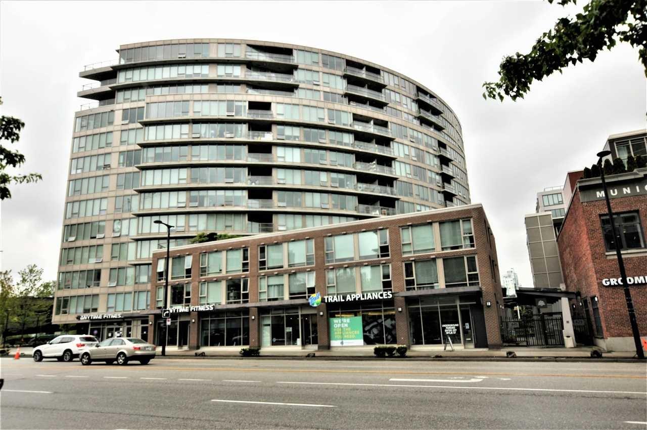 1014 445 W 2ND AVENUE - False Creek Apartment/Condo for sale, 1 Bedroom (R2574192) - #1