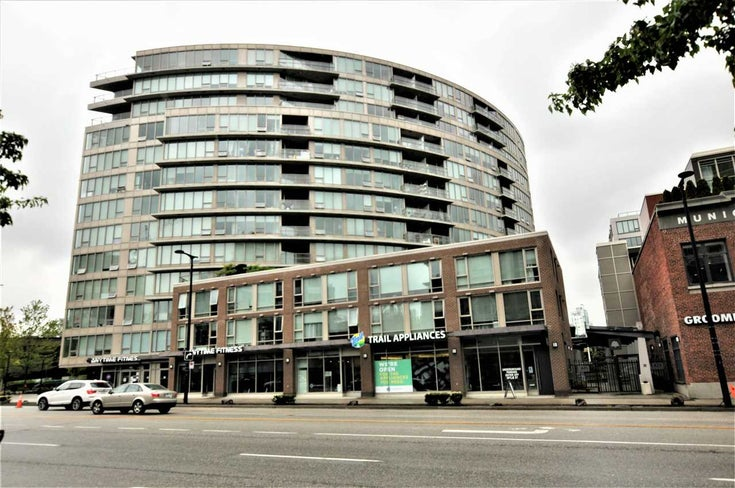 1014 445 W 2ND AVENUE - False Creek Apartment/Condo for sale, 1 Bedroom (R2574192)