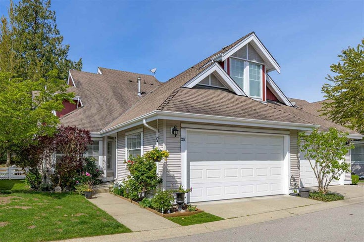 25 16995 64 AVENUE - Cloverdale BC Townhouse for sale, 3 Bedrooms (R2574254)