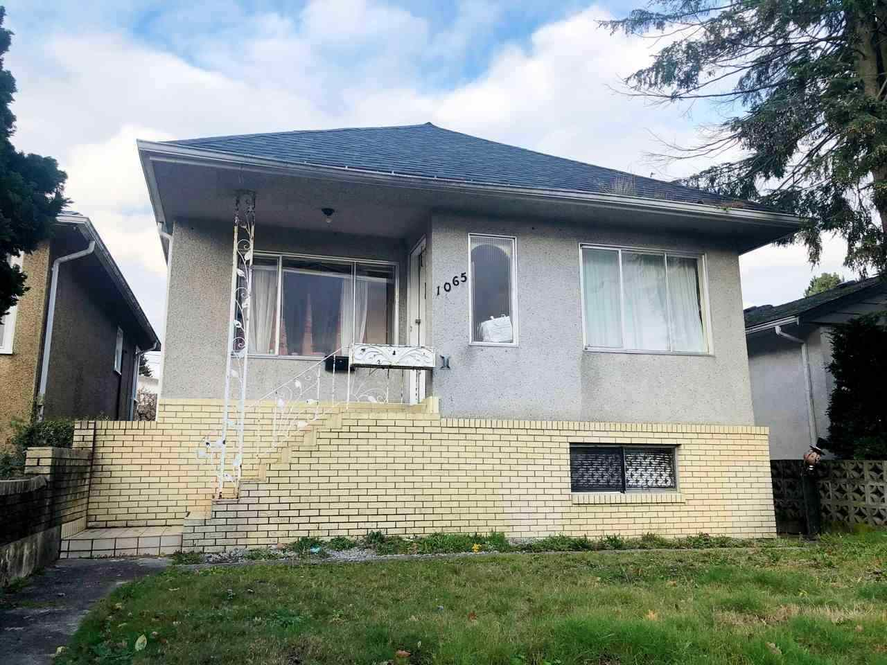 1065 E 56TH AVENUE - South Vancouver House/Single Family for sale, 6 Bedrooms (R2574274) - #1