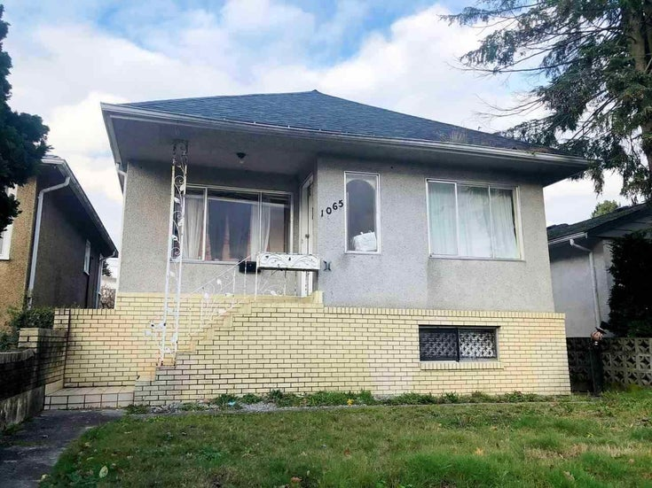 1065 E 56TH AVENUE - South Vancouver House/Single Family for sale, 6 Bedrooms (R2574274)