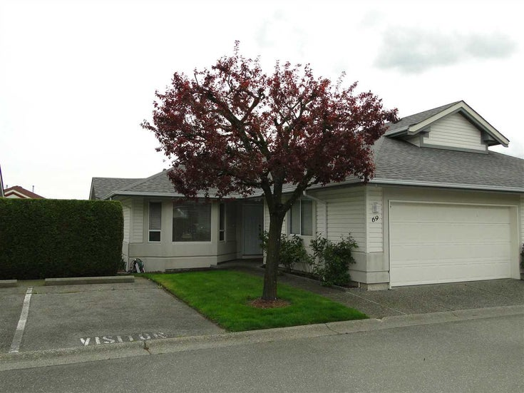 69 31406 UPPER MACLURE ROAD - Abbotsford West Townhouse for sale, 3 Bedrooms (R2574319)