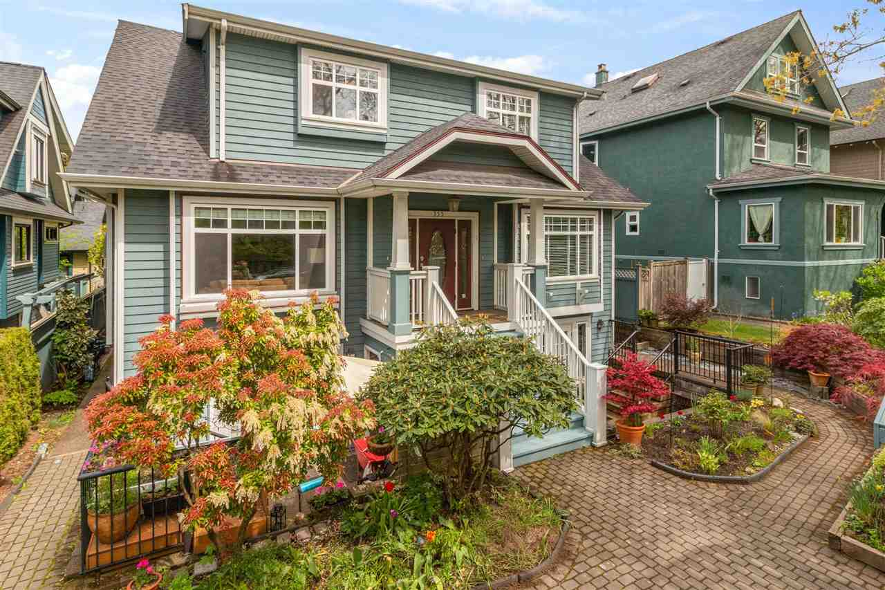 2 355 W 15TH AVENUE - Mount Pleasant VW Townhouse for sale, 3 Bedrooms (R2574340)
