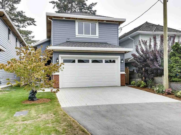 11280 4TH AVENUE - Steveston Village House/Single Family for sale, 4 Bedrooms (R2574394)