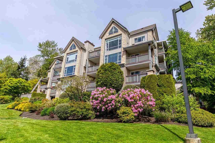 404 22233 RIVER ROAD - West Central Apartment/Condo for sale, 2 Bedrooms (R2574437)