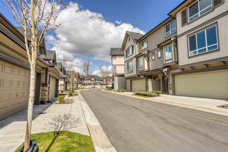 133 30930 WESTRIDGE PLACE - Abbotsford West Townhouse for sale, 3 Bedrooms (R2574455)