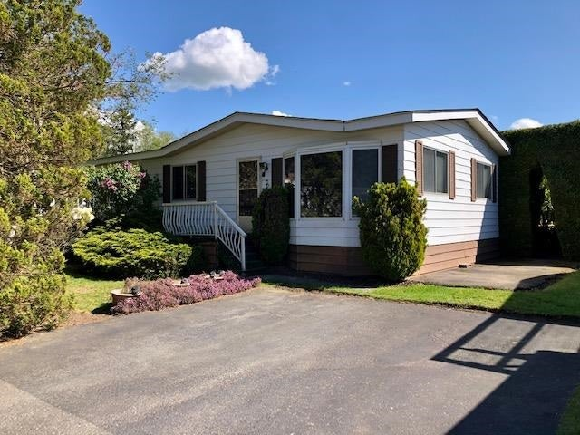76 2270 196 STREET - Brookswood Langley Manufactured for sale, 2 Bedrooms (R2574480) - #1