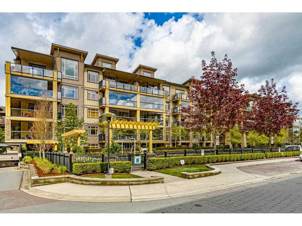 560 8258 207A STREET - Willoughby Heights Apartment/Condo for sale, 1 Bedroom (R2574490) - #1