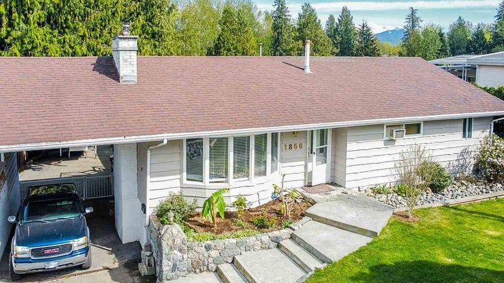 1866 DAHL CRESCENT - Central Abbotsford House/Single Family for sale, 6 Bedrooms (R2574504)