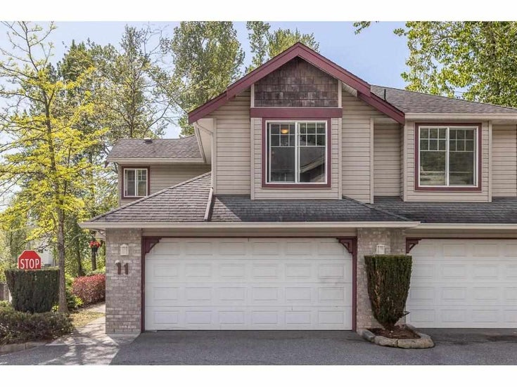 11 3270 BLUEJAY STREET - Abbotsford West Townhouse for sale, 3 Bedrooms (R2574517)