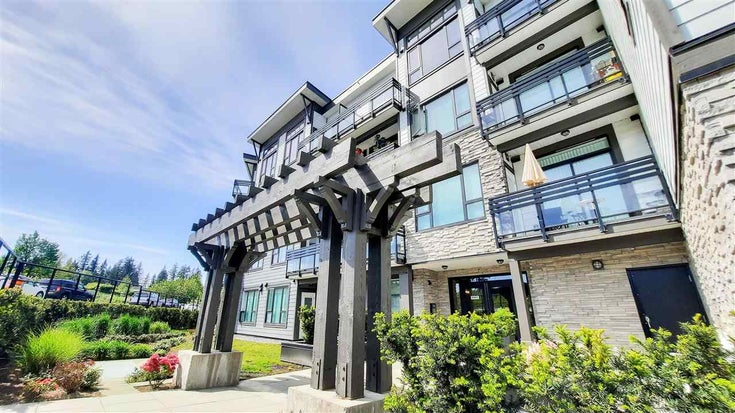 412 9983 E BARNSTON DRIVE - Fraser Heights Apartment/Condo for sale, 1 Bedroom (R2574545)