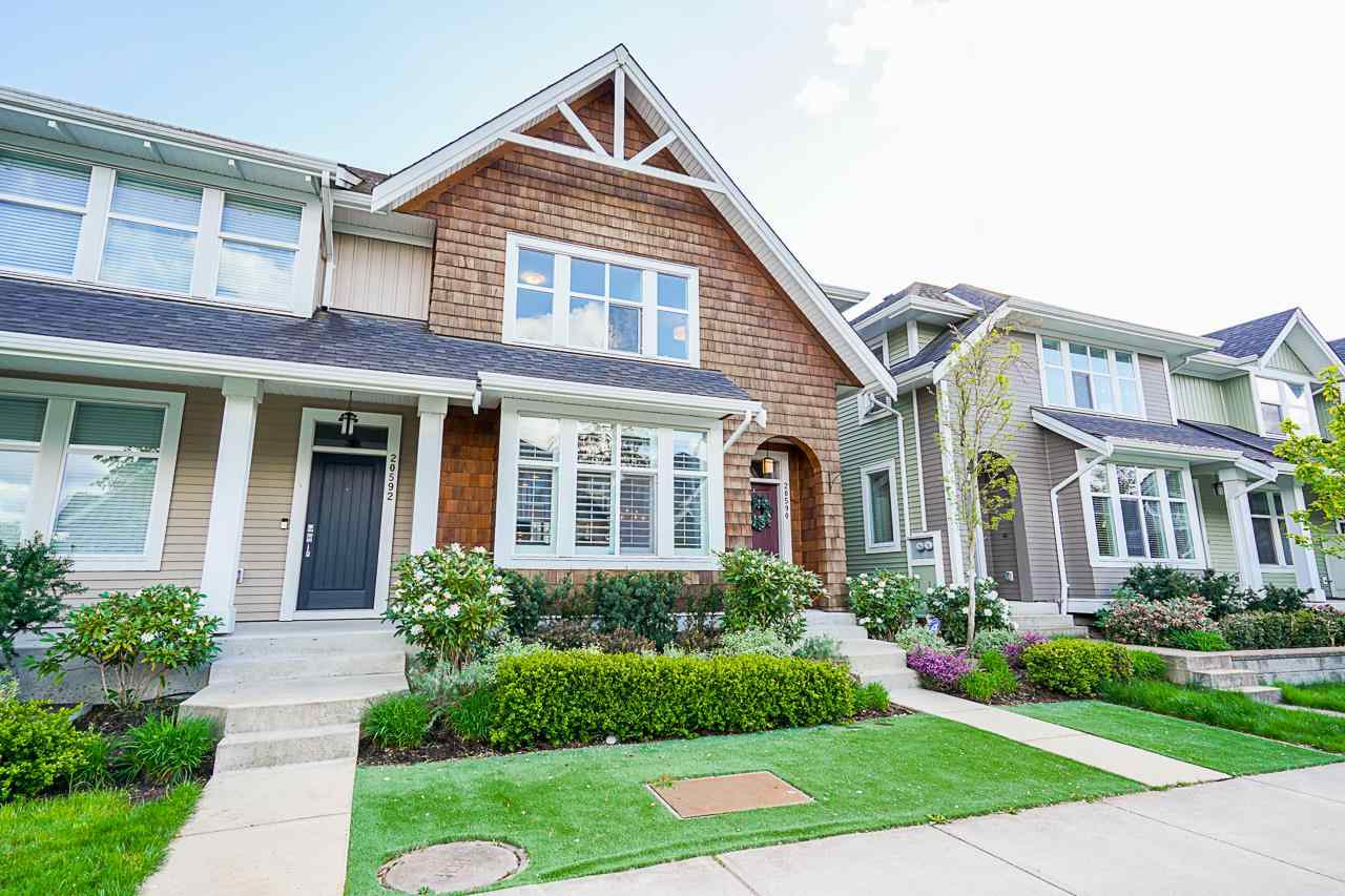 20590 84A AVENUE - Willoughby Heights Row House (Non-Strata) for sale, 4 Bedrooms (R2574565) - #3