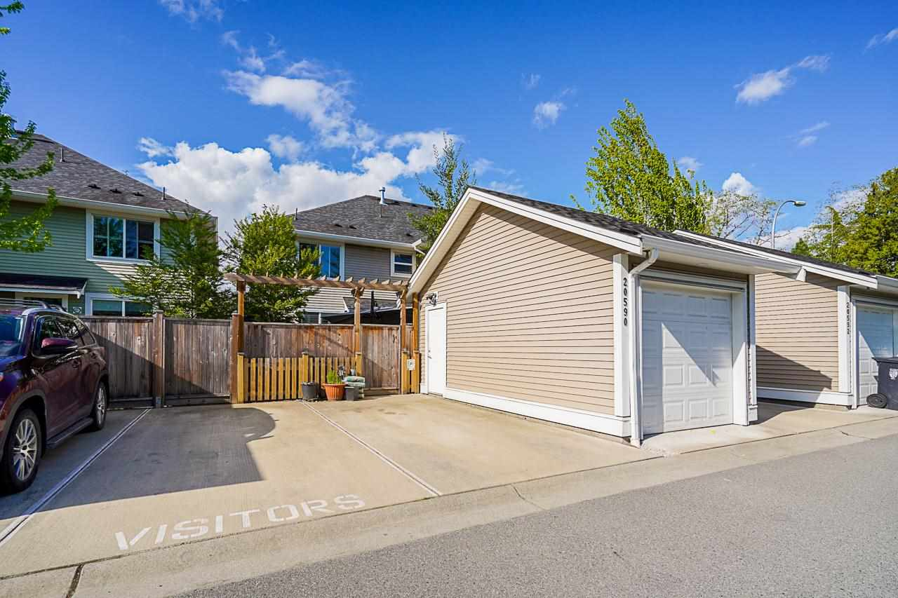 20590 84A AVENUE - Willoughby Heights Row House (Non-Strata) for sale, 4 Bedrooms (R2574565) - #40