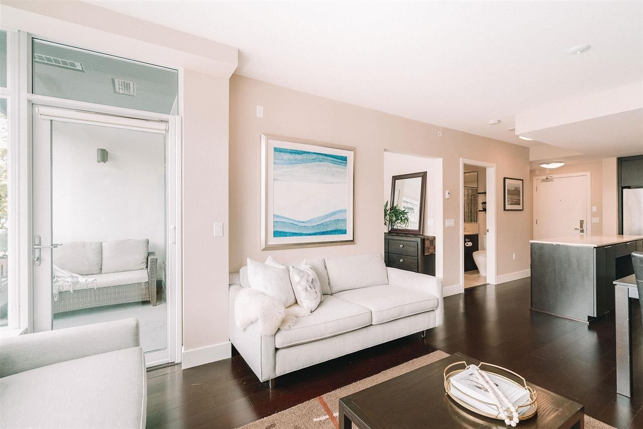 201 158 W 13TH STREET - Central Lonsdale Apartment/Condo for sale, 1 Bedroom (R2574597) - #12