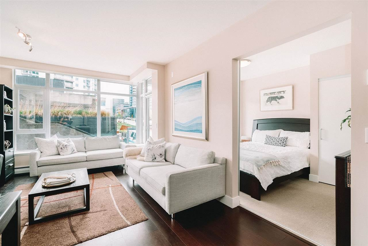 201 158 W 13TH STREET - Central Lonsdale Apartment/Condo for sale, 1 Bedroom (R2574597) - #19