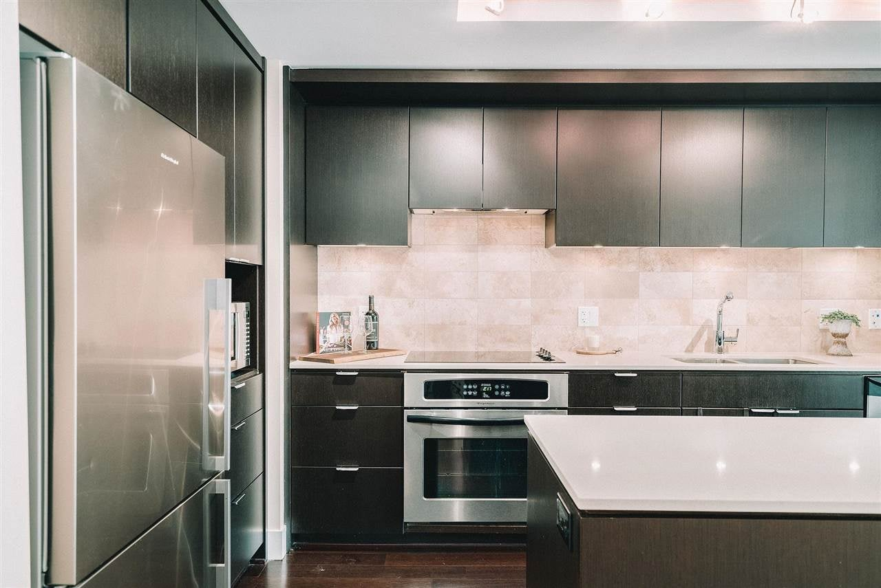 201 158 W 13TH STREET - Central Lonsdale Apartment/Condo for sale, 1 Bedroom (R2574597) - #2
