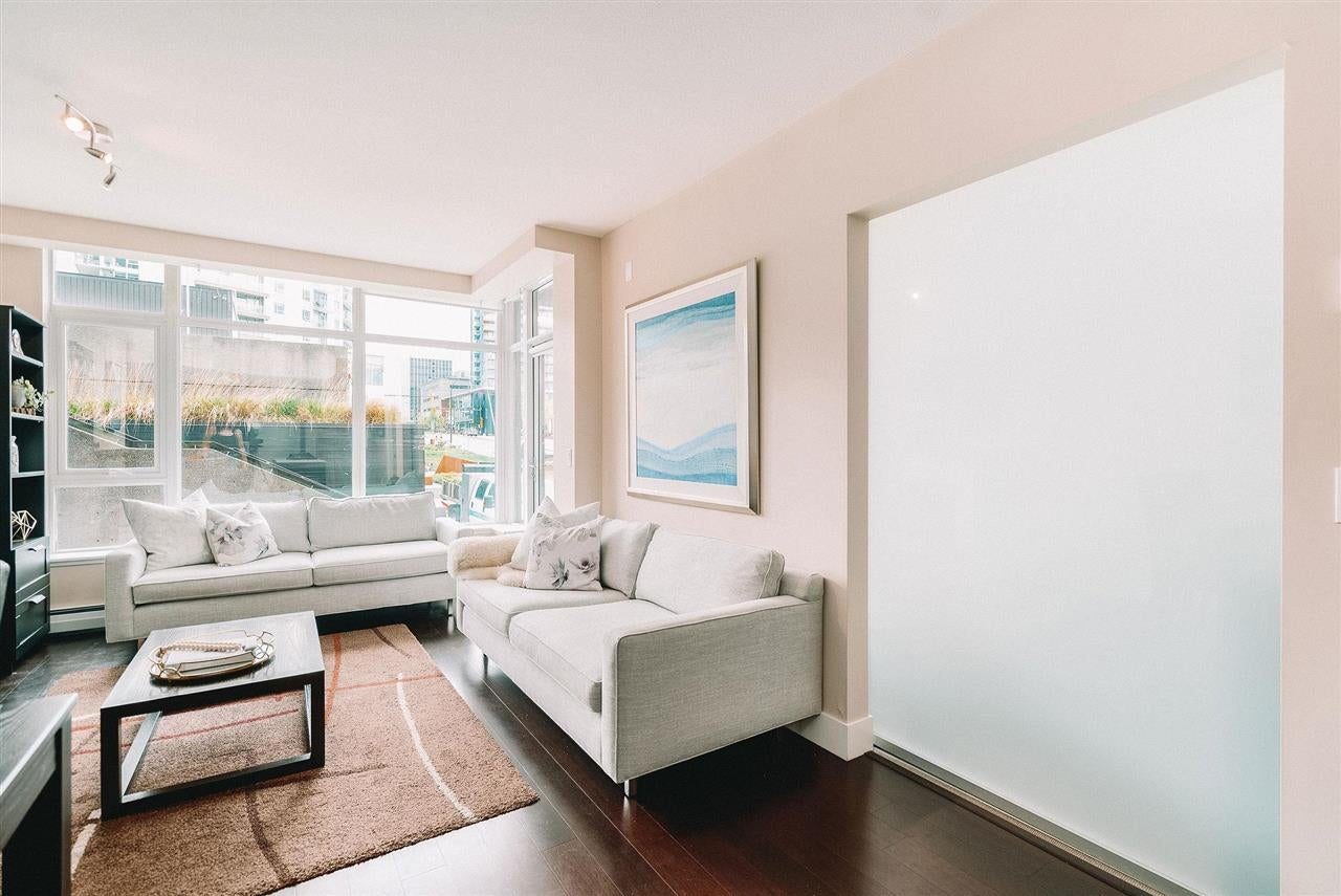 201 158 W 13TH STREET - Central Lonsdale Apartment/Condo for sale, 1 Bedroom (R2574597) - #20