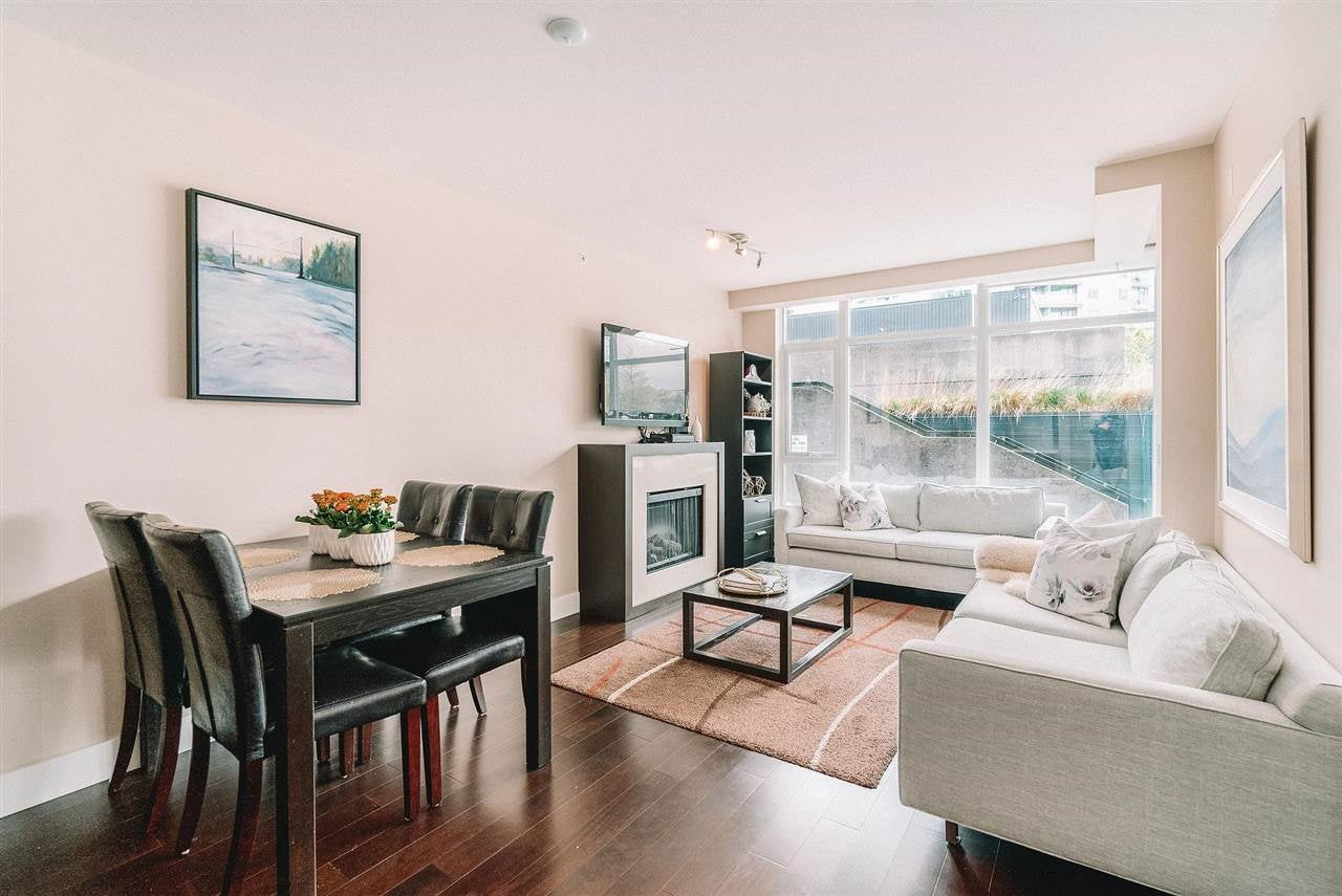 201 158 W 13TH STREET - Central Lonsdale Apartment/Condo for sale, 1 Bedroom (R2574597) - #8