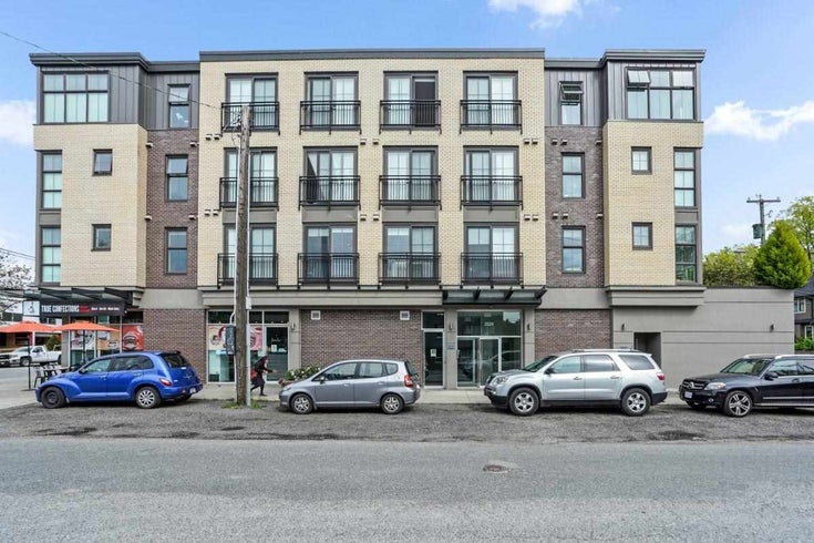 303 2528 COLLINGWOOD STREET - Kitsilano Apartment/Condo for sale, 2 Bedrooms (R2574614)