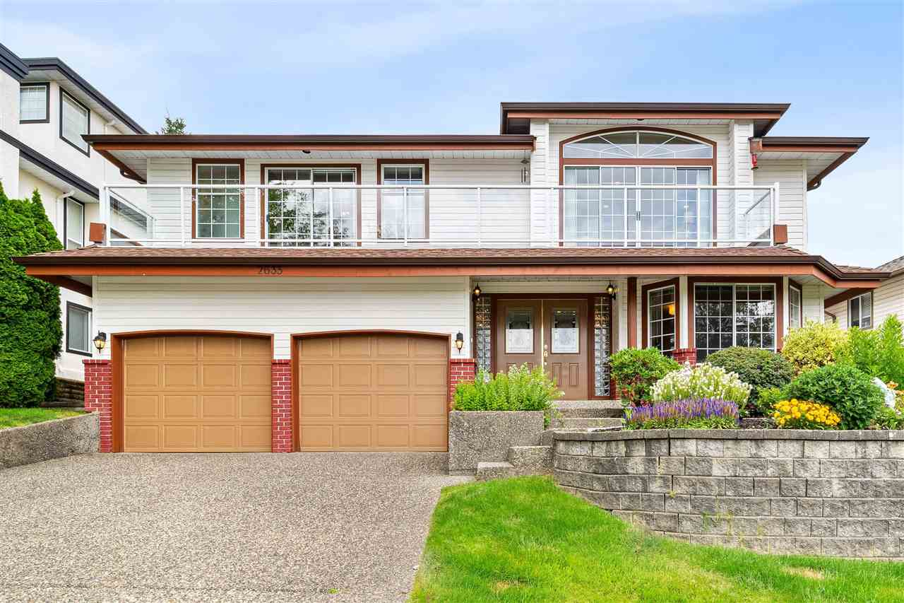 2635 PANORAMA DRIVE - Westwood Plateau House/Single Family for sale, 6 Bedrooms (R2574662) - #1