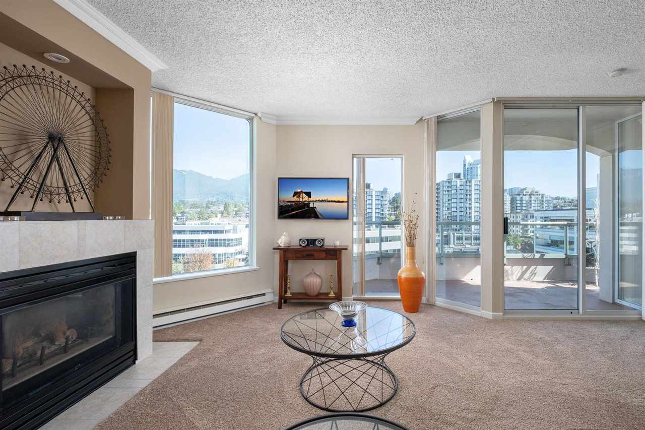 1002 168 CHADWICK COURT - Lower Lonsdale Apartment/Condo for sale, 2 Bedrooms (R2574690) - #3