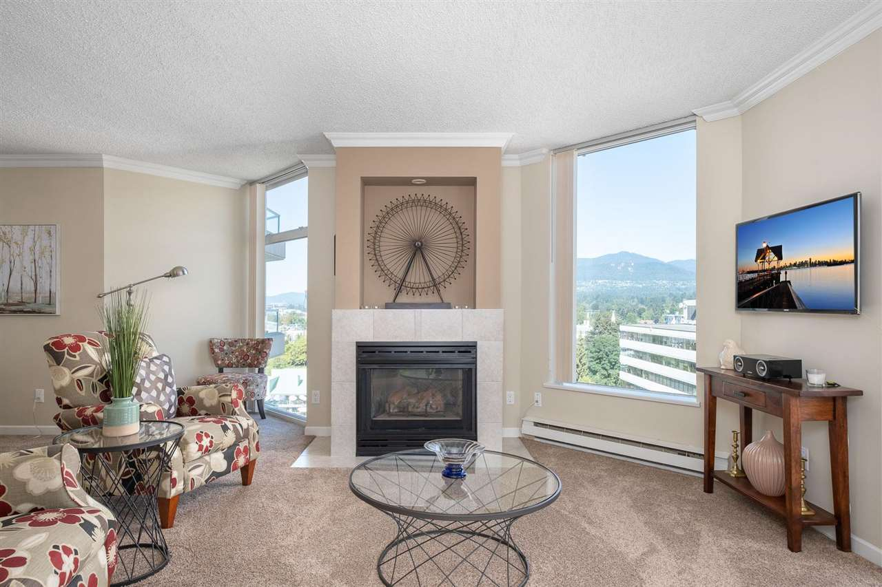 1002 168 CHADWICK COURT - Lower Lonsdale Apartment/Condo for sale, 2 Bedrooms (R2574690) - #6