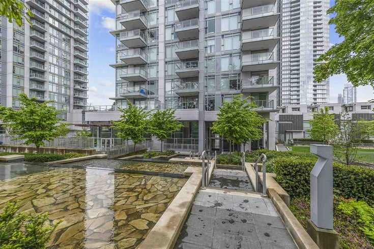 2208 6538 NELSON AVENUE - Metrotown Apartment/Condo for sale, 1 Bedroom (R2574714)