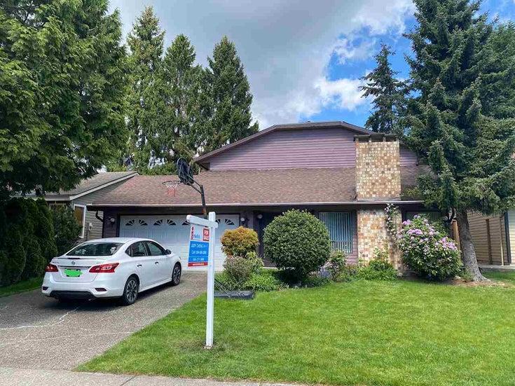 11817 ALDERWOOD CRESCENT - Sunshine Hills Woods House/Single Family for sale, 4 Bedrooms (R2574717)