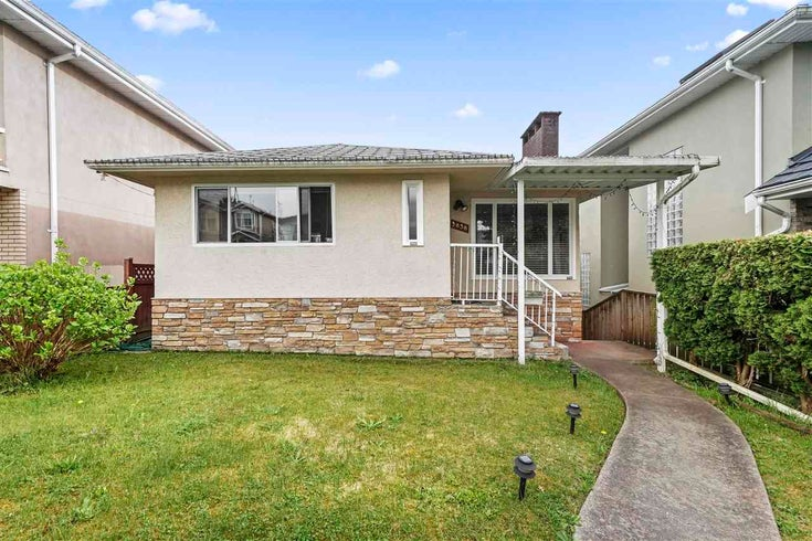 3838 PARKER STREET - Willingdon Heights House/Single Family for sale, 5 Bedrooms (R2574743)