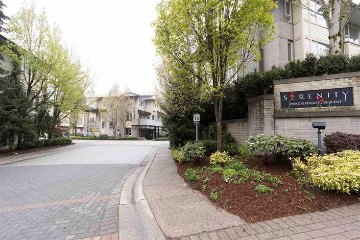 88 9229 UNIVERSITY CRESCENT - Simon Fraser Univer. Townhouse for sale, 2 Bedrooms (R2574759)